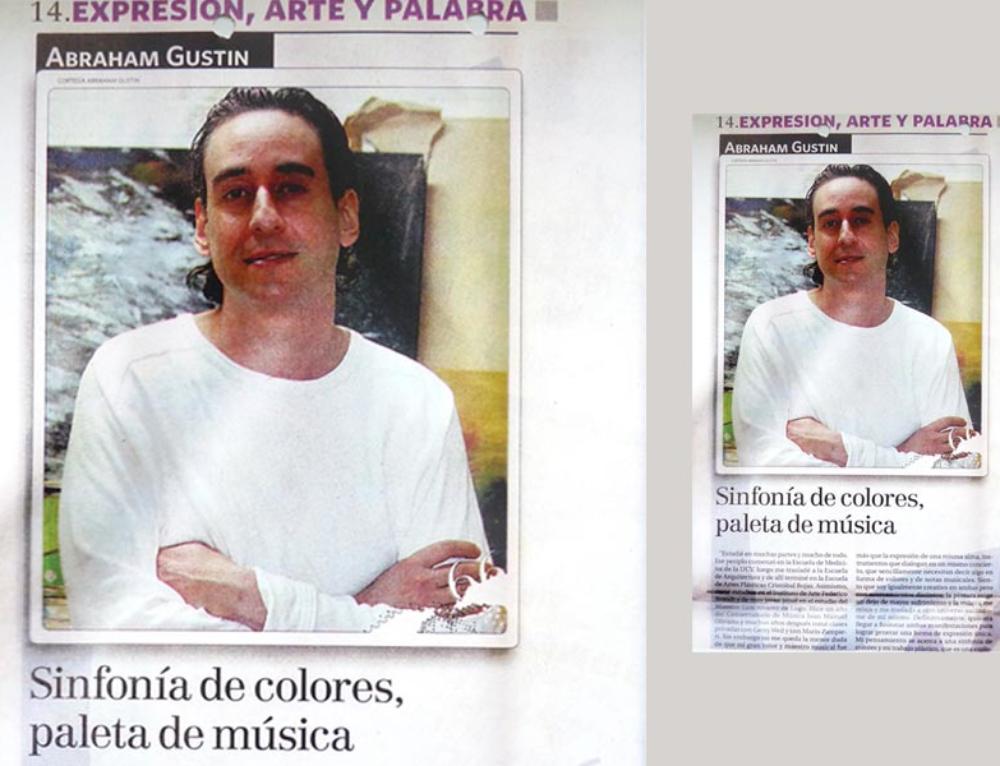Entrevista del Diario el Nacional | Edición Aniversario | 2009