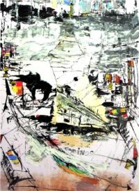 Drawing Abraham Gustin