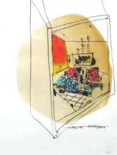 Gustin Drawings