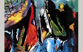 Sin Título - Obra de Abraham Gustin