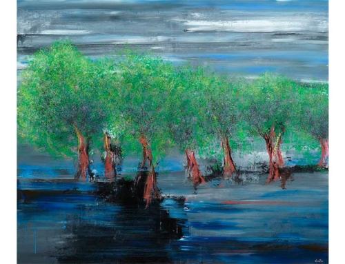 Sobre los Árboles de Abraham Gustin| Sala Brief Kohn
