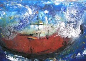 Serie de los Mares | Abraham Gustin