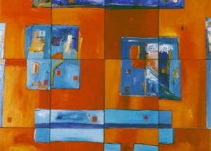 Ciudades Invisibles | Serie de las Ciudades | Obra de Abraham Gustin.