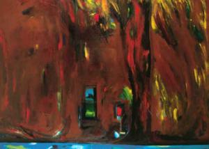 Furia y Esperanza | Serie de las Ciudades | Obra de Abraham Gustin.