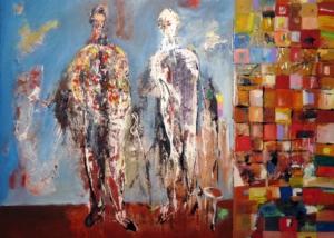Un prócer importante | Serie de los Personajes | Abraham Gustin
