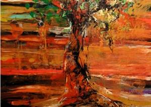 Serie de los Árboles | Abraham Gustin