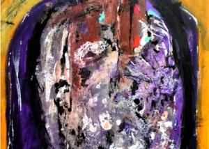 El Duque | Abraham Gustin | Obra s/tela.