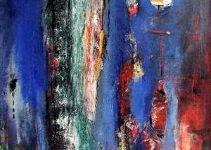 Pitonisa | Abraham Gustin | Obra s/tela.