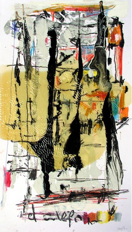 Serie de las Ciudades | Abraham Gustin