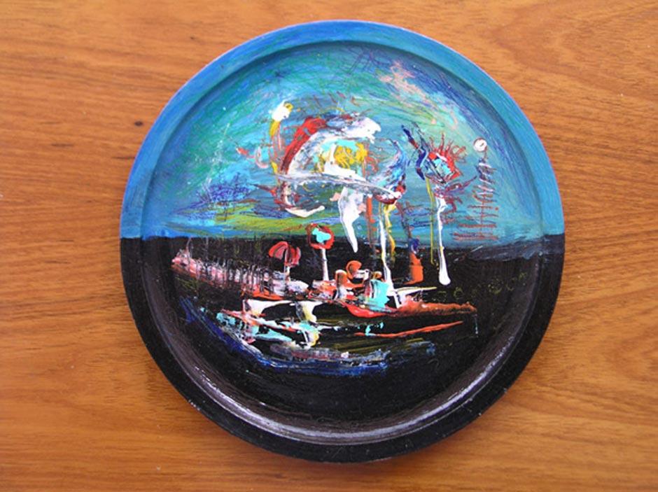 Serie de los Barcos | Abraham Gustin