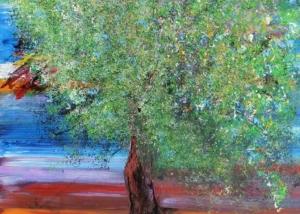 Sin título | Serie de los Árboles de Abraham Gustin