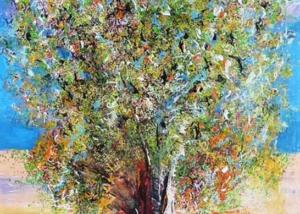 El Árbol de la Alegría | Serie de los Árboles.