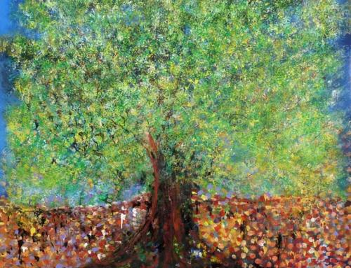 Un árbol en el camino | P-07