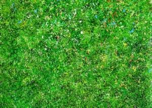 Sobre Los Arboles | Abraham Gustin | Título: Follaje en Verde