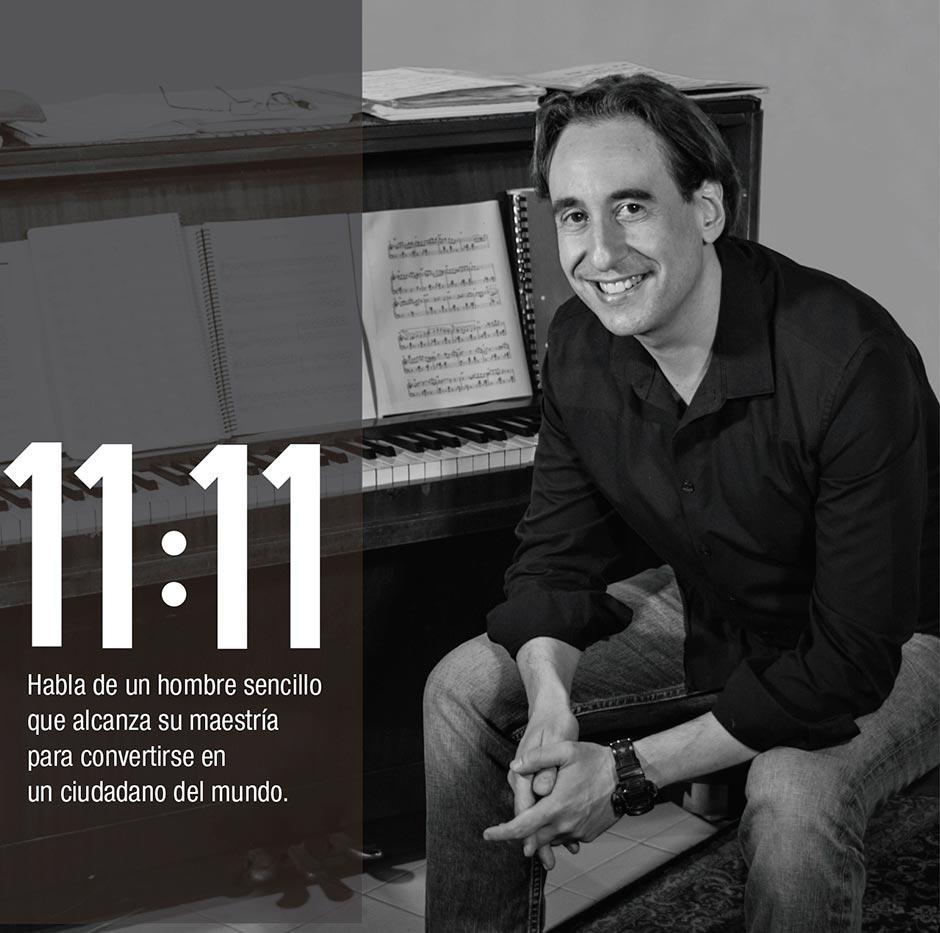 11:11 Pulso de Vida de Abraham Gustin
