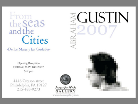 From the Seas and the Cities de Abraham Gustin