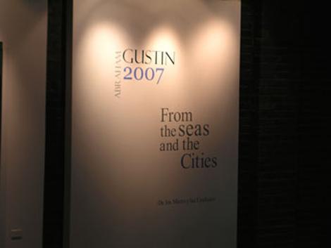 De los Mares y La Ciudades de Abraham Gustin | Filadelfia | USA.
