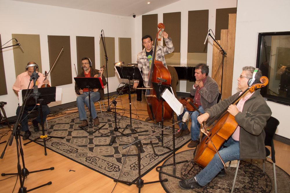 Disco 11:11 Pulso de Vida | Quinteto de Cuerdas