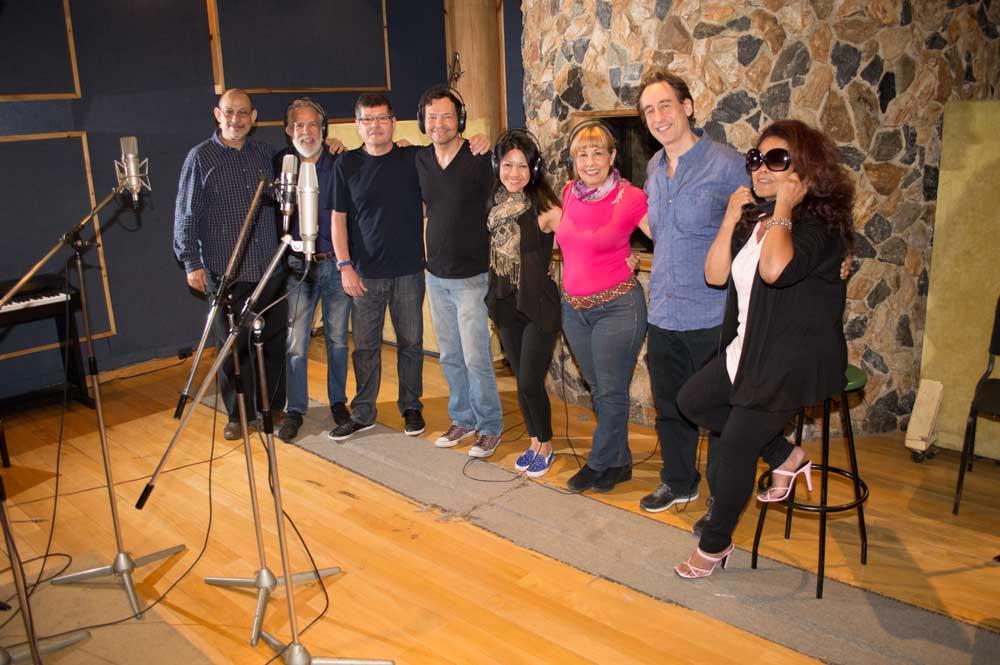 Maestro Alí Agüero | Abraham Gustin | Franco Castellani | Leonor Jove