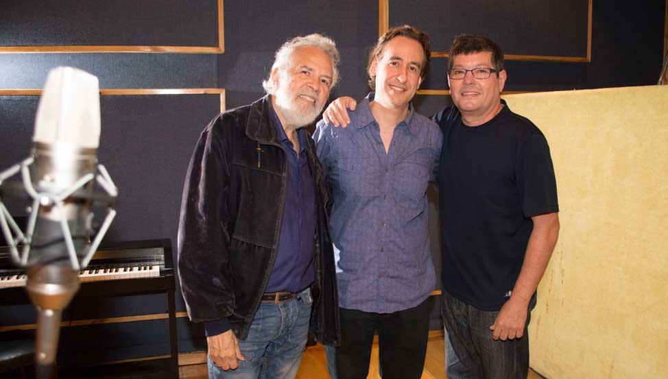 Maestro Alí Agüero | Abraham Gustin | Franco Castellani