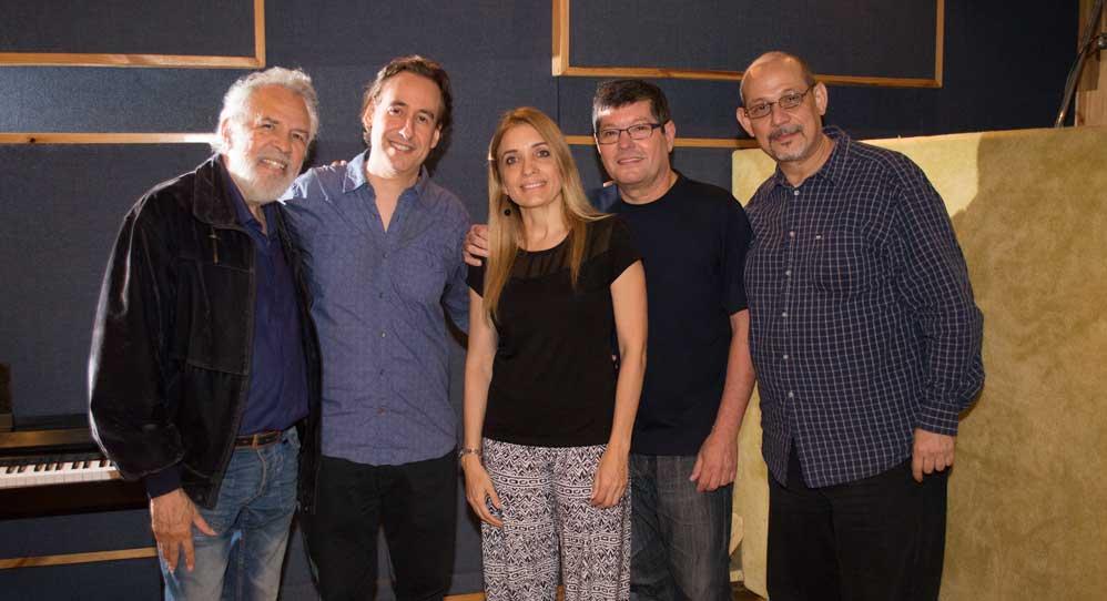 Maestro Alí Agüero | Abraham Gustin | NIlda Vecchionace | Franco Castellani | Giovanni Sciortino