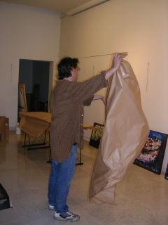 2005 De los Mares y las Ciudades Galería San Francisco | Montaje