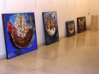2005 De los Mares y las Ciudades Galería San Francisco | Curaduría