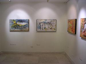 2005 De los Mares y las Ciudades Galería San Francisco.