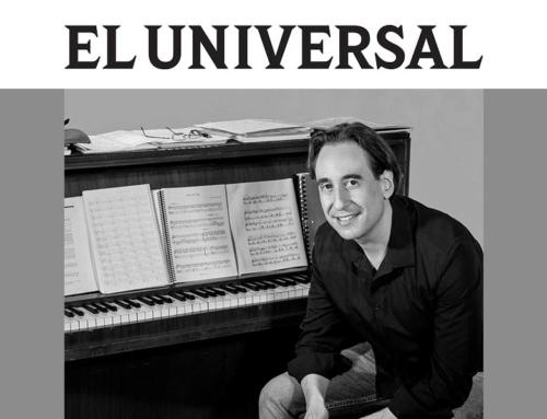 El Universal | Abraham Gustin