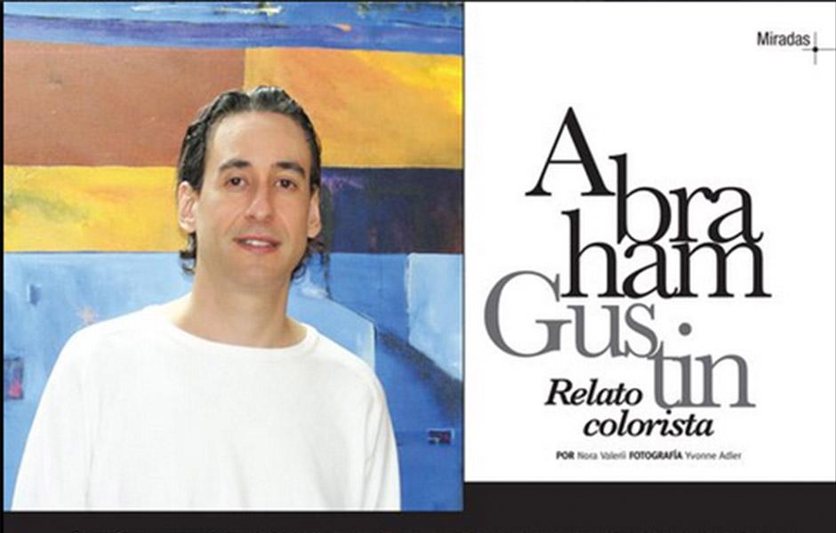Abraham Gustin