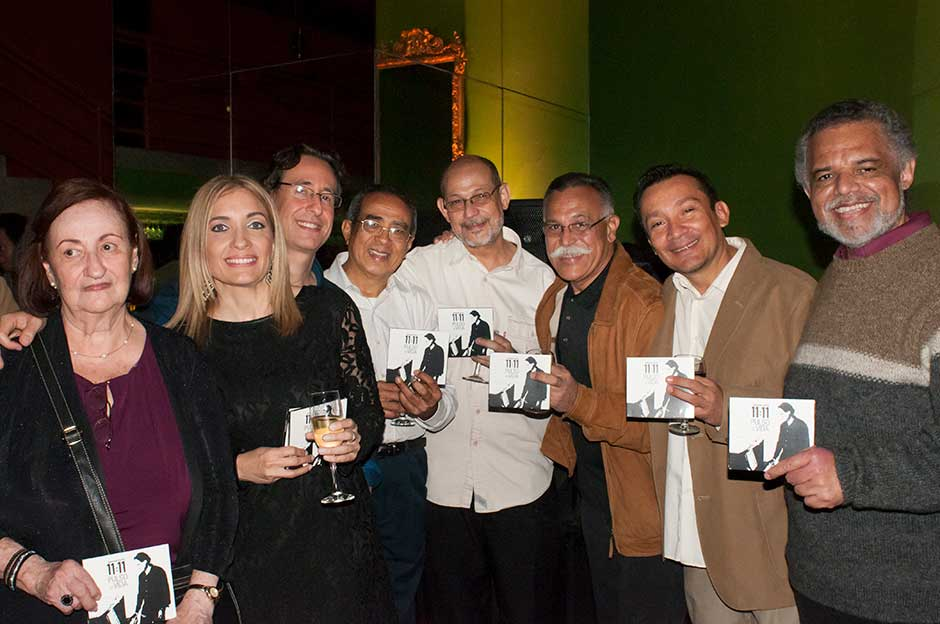 Aida Gustin | Nilda Vecchionacce | Abraham Gustin | Cheo Rodríguez | Giovanni Schiortino | Carlos Rodríguez | Idwer Álvarez