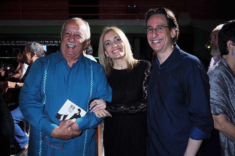 Abraham Gustin & Nilda Vecchionacce | Miguel Delgado Estévez