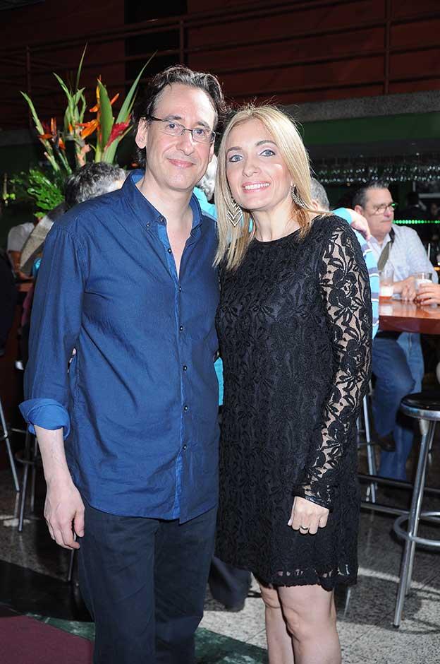 Abraham Gustin & Nilda Vecchionacce
