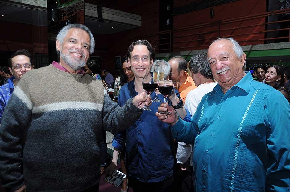 Abraham Gustin | Idwer Álvarez | Miguel Delgado Estévez