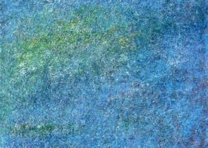 Bosque Azul de Abraham Gustin