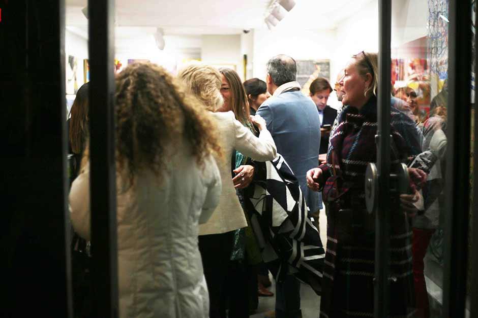 Herrick Gallery Opening