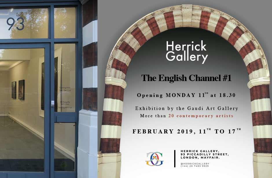 Invitación Herrick Gallery