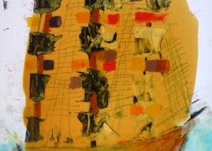 Serie de los Barcos de Abraham Gustin