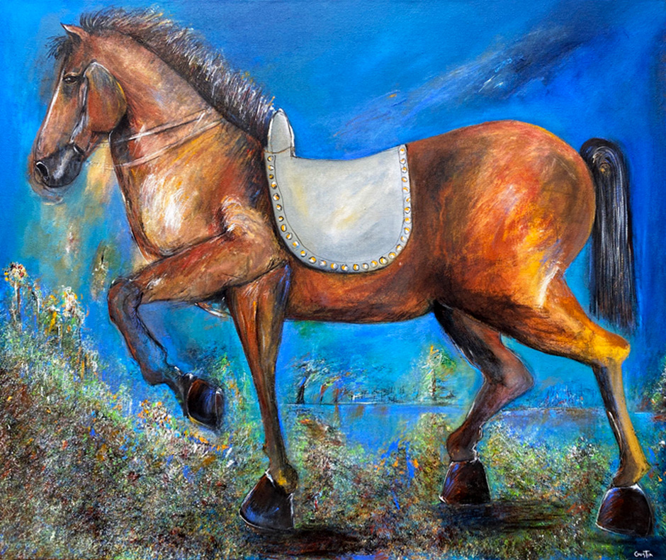 Un Caballo / A Horse